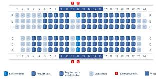 Boeing 737 700 Seating Chart United Boeing 737 700 Seating Chart Boeing 737 700 Seating Chart