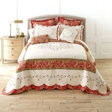 Floral Quilts And Bedspreads Home Expressionsa Claudia Bedspread ... & Floral Quilts And Bedspreads Home Expressionsa Claudia Bedspread  Accessories Found At Jcpenney Floral Quiltsquilt Floral Quilts Adamdwight.com