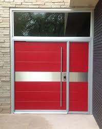 front entry door handles. Mid Century Modern Entry Doors And Silver Door Handles On Front W