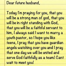 Pin By Beckah Palen On Favorite Reads Future Husband Dear Future Husband Quotes For Him