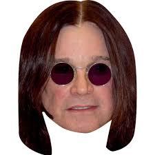 celebrity mask ozzy osbourne