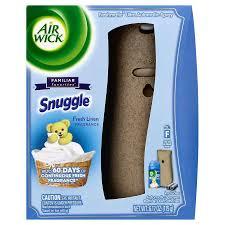 Airwick Fresh Linen Air Freshener Spray Kit