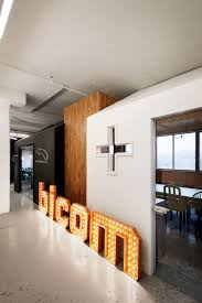 creative office interiors. a pr agency with super creative office space interiors