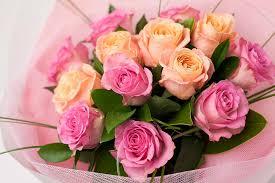 rainbow rose bouquet creates a memorable occasion expressions hamilton cambridge florist