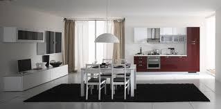 Arredamento salotto grande : Cucina e soggiorno insieme: idee ed esempi di arredamento