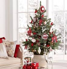 Buy National Tree PreLit 2 FeelReal Nordic Spruce Small Christmas Trees Small