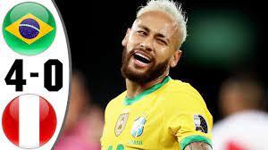 ไฮไลท์ฟุตบอลบราซิลเมื่อคืน 2020/2021 HD - YouTube