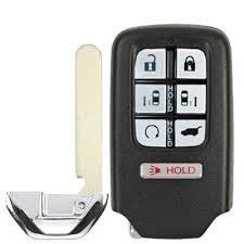 2018 honda key. unique honda 20162018 honda odyssey smart key 7 button hatch  remote start power  doors for 2018 honda key u