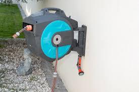 best retractable garden hose reels of
