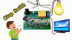 How to make <b>Voice Control Clap</b> Switch circuit at home - JLCPCB ...