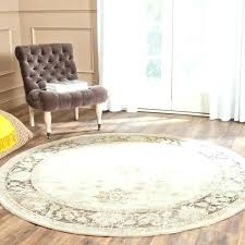 square sisal rug 8 foot pleasing round for ft area rugs