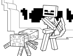 All printable minecraft coloring pages are blocky and pixelated, the same as the whole minecraft world. Minecraft Coloring Minecraft Coloring Pages Coloring Pages Minecraft Printables