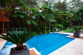 Pool Garden Design Stunning Do It Yourself Simple Guide To Swimming Pools New Zealand