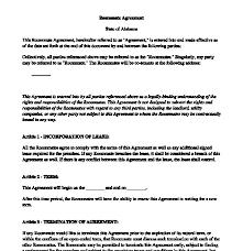 Sample Roommate Contract Sample Roommate Contract Agreement Free Template Word Pdf Theailene Co