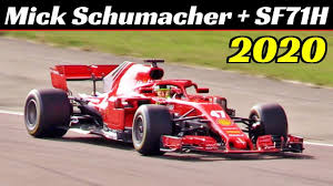 Even as a child, mick only wanted to become a racing driver. Mick Schumacher Test The 2018 Ferrari Sf71h September 30 2020 Fiorano Circuit Youtube