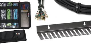 office cable management. Best Cable Management Options For Your Home Studio/Office Office