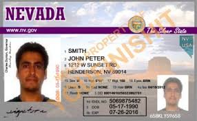 Od Card Nevada Nevada Id Id