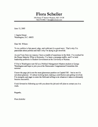 Example Of Good Cover Letter The Letter Sample