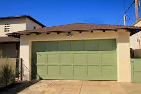 painted wood garage door. Custom Wood Garage Door Uses A Different Grade That Is Designed To Be  Bring Out The Texture And Color Of Natural Through Staining Instead Paint Painted