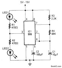 tandemdimmercrossfader ledandlightcircuit circuit diagram wiring ignitiontiminglight ledandlightcircuit circuit diagram autowiring alternatingflasher ledandlightcircuit circuit diagram seekic