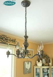 how to update a chandelier vintage kitchen chandelier lovely vintage style kitchen lighting update buh bye how to update a chandelier