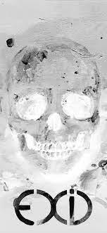 as82-kpop-exid-cover-skull-white-art ...