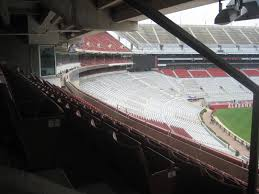 Chairback Seating At Bryant Denny Stadium Rateyourseats Com