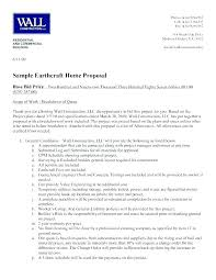 Construction Proposal Template Amazing Drywall Bid Proposal Template