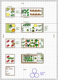 Small Picture Vegetable Garden Layout Plans Home Decorating Interior Design
