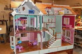 wooden barbie doll house furniture. Dazzling Design Ideas Wooden Barbie Doll House Plans 12 Dollhouse How To Make Furniture