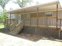 mobile home steps and decks serve in simple house ornamentation plans mobile home steps