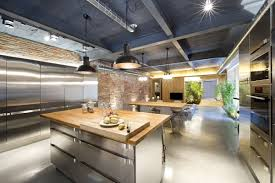 Industrial Kitchen Industrial Style Kitchen Design Ideas Marvelous Images