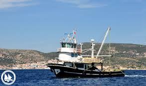 Προκλητικά Περιστατικά Παράνομης Αλιείας από Τουρκικές Μηχανότρατες στα  Ελληνικά Χωρικά Ύδατα - Archipelagos