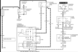 91 ford ranger alternator possibel that the battery cables are bad ok below is the wiring diagram for your chaging system it you can print it out and take it to the truck my instructions you will be able to the