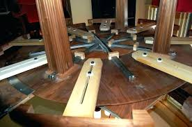 expandable round dining room table round expanding table expanding round dining room table expandable round expanding