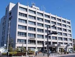 川越 市役所