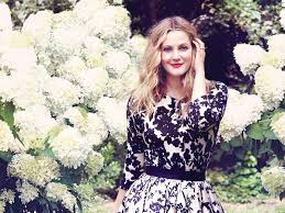 well the answer to the question at the top is the beautiful and talented drew barrymore