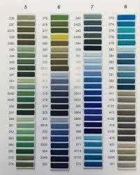 Thread Charts Insignia16