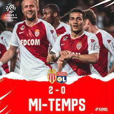 Monaco 2-0 Lyon Full Highlight Video – France Ligue 1 2019