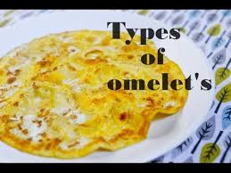 types of egg omelette in kannada