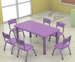school rectangle table. Full Size Of Tables, Pretty Kids Classroom Table Rectangle Shape Purple Color Polypropylene Plastic Material School I