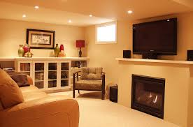 Image Of: Small Basement Remodeling Ideas