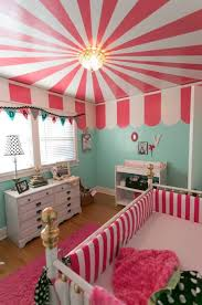 carnival baby girl nursery ideas unique girl nursery themes