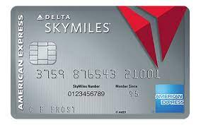 is the delta skymiles credit card miles