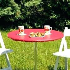 fitted picnic table covers vinyl picnic table cloth galaxy vinyl fitted round picnic table cover and