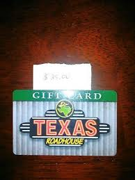 Not valid for internet purchases. Texas Roadhouse Gift Card 21 50 Picclick