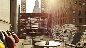 Design District Bars Living Room Nyc W New York Downtown Financial District