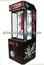 Stacker Vending Machine Classy Middle Stacker Game Machine China Skill Prize Vending Machine