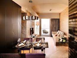 Small Apartment Interior Decorations With Proper Furniture - Luxury apartments interior