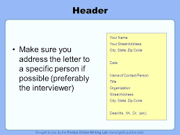 cover letter example purdue purdue owl resume cover letter